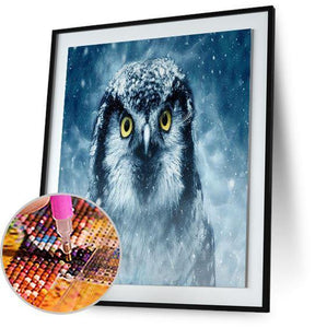 Winter Owl 5DArtist