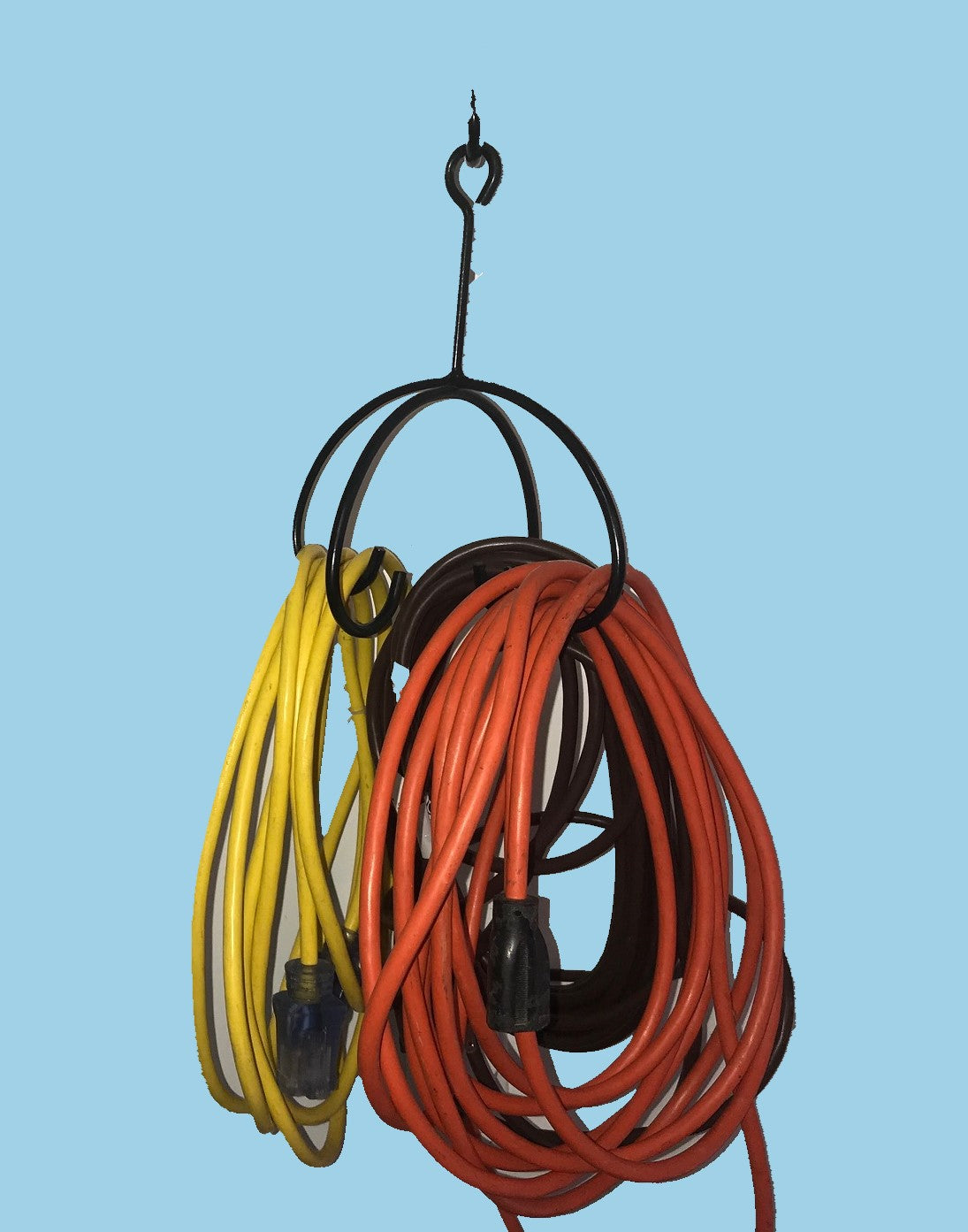 MULTI PURPOSE UTILITY HOOK* BRIDLE HOOK , SAFE TACK HOOK, PLANT HOOK, GARAGE HOOK