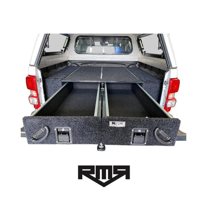 Ute drawer system Rear drawers