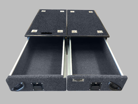 RMR 1070mm Drawers System