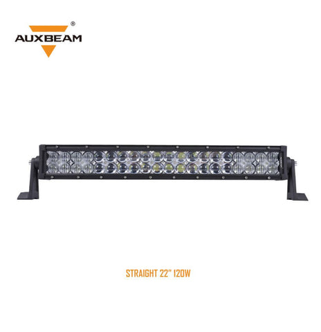 "22"" Straight LED CREE Light Bar 5D Lens 12,000LM"