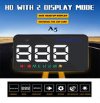 Heads up Display GPS Speedometer Projector
