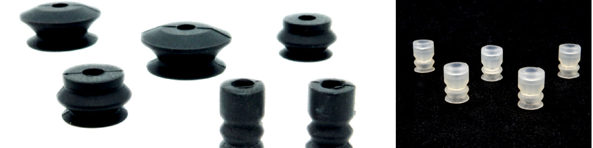 Bellows Suction Cups - BLG Series | Rubber Shop