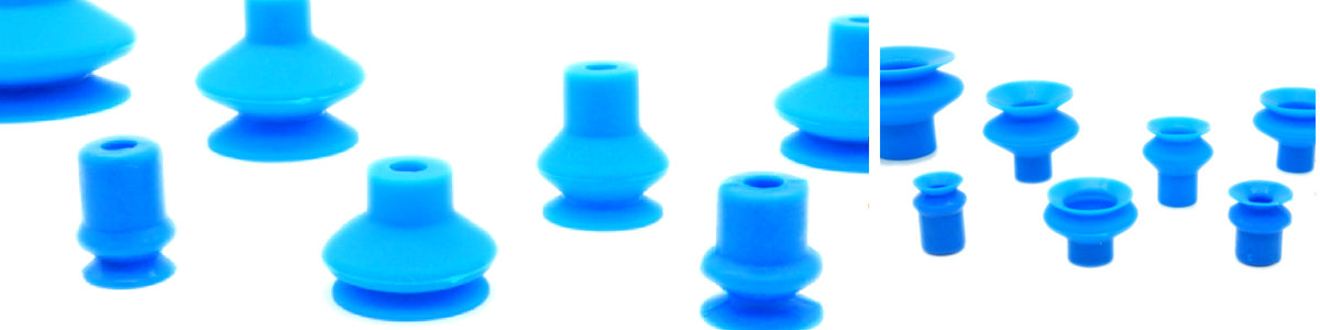 Bellows Suction Cups - BMG Series | Rubber Shop