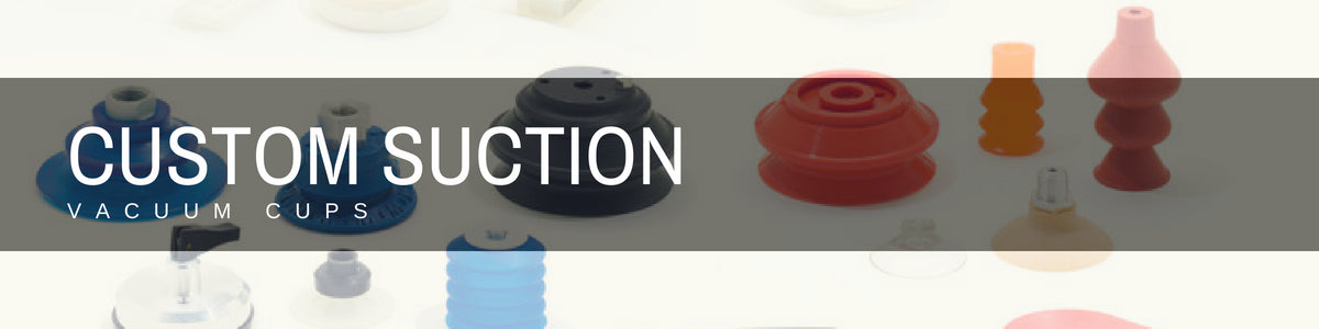 Custom Suction Cups | Rubber Shop