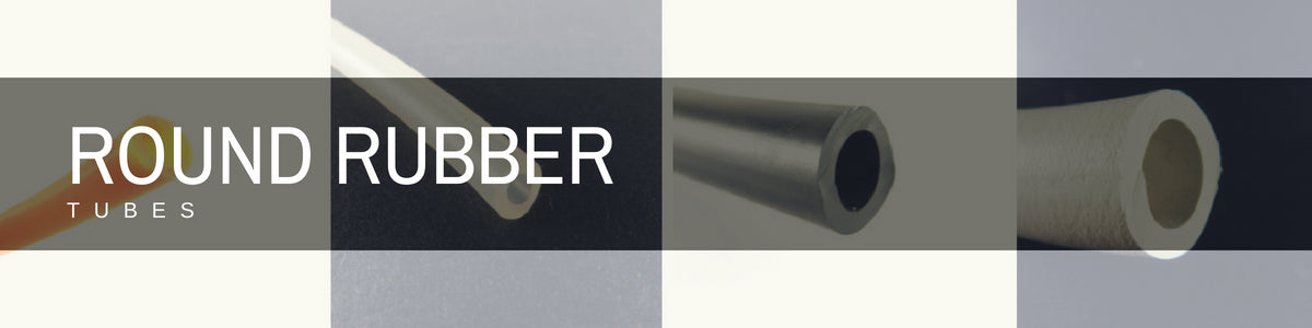 Round Rubber Tubes | Rubber Shop