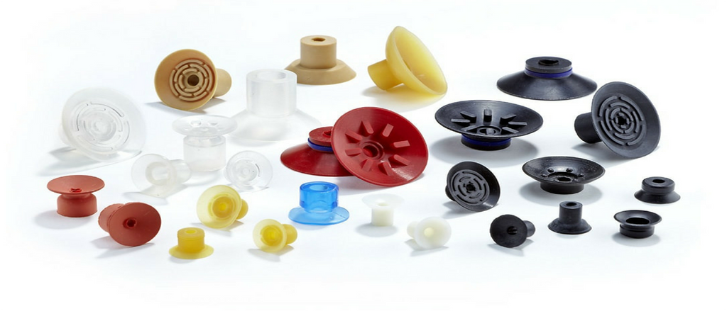 flat suction cups, suction cups, suckers, vacuum suction cups