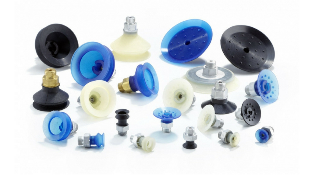 bellows suction cups, vacuum suction cups, suction cups, suckers