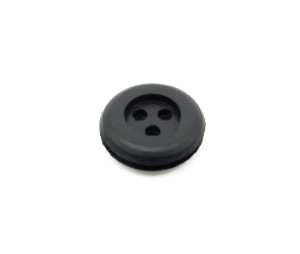 3 Hole Grommet - 18mm x 10mmh-Cable Grommets-3 Hole Grommet | Rubber Shop