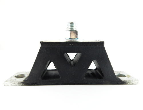 Anti Vibration Mount - YC-46W-Anti Vibration Rubber Products-W-Shaped Mount | Rubber Shop