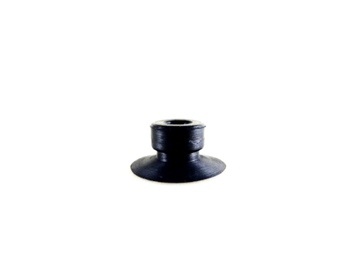 Flat Suction Cup ACA - 15A-Vacuum Cups-ACA Series | Rubber Shop