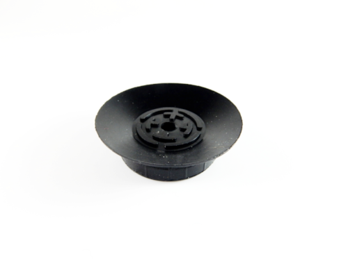 Flat Suction Cup ACA - 30A-Vacuum Cups-ACA Series | Rubber Shop