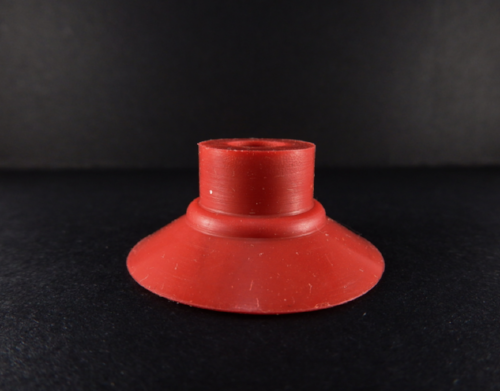 Flat Suction Cup ADS - 35A-Vacuum Cups-ADS Series | Rubber Shop