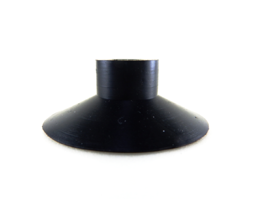 Flat Suction Cup ADS - 40A-Vacuum Cups-ADS Series | Rubber Shop