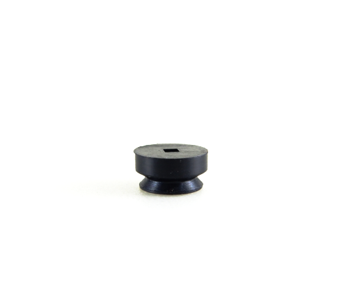 Flat Suction Cup ARC - 7A-Vacuum Cups-ARC Series | Rubber Shop