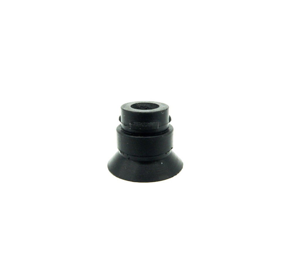 Flat Suction Cup ASC - 13A-Vacuum Cups-ASC Series | Rubber Shop