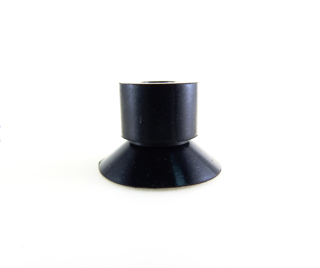 Flat Suction Cup ASC - 16B-Vacuum Cups-ASC Series | Rubber Shop