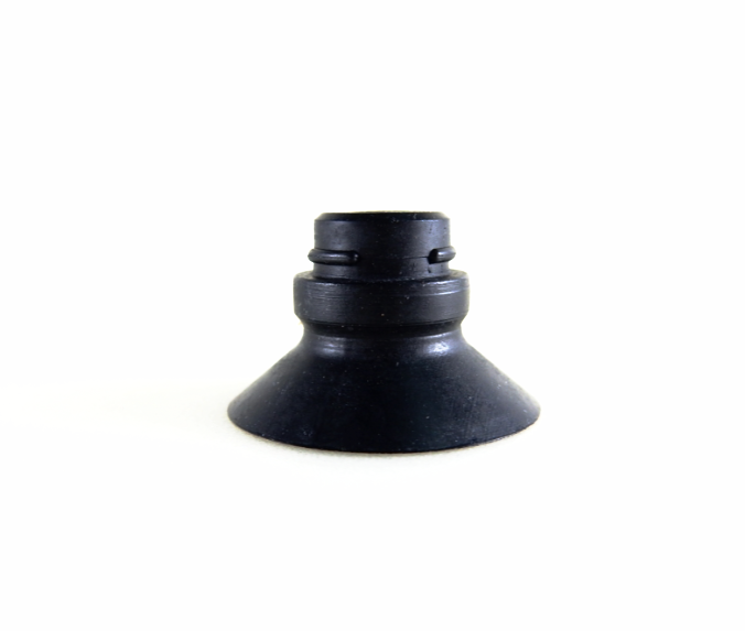 Flat Suction Cup ASC - 20A-Vacuum Cups-ASC Series | Rubber Shop