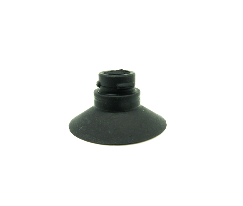 Flat Suction Cup ASC - 25A-Vacuum Cups-ASC Series | Rubber Shop