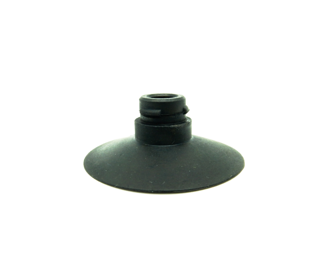 Flat Suction Cup ASC - 32A-Vacuum Cups-ASC Series | Rubber Shop