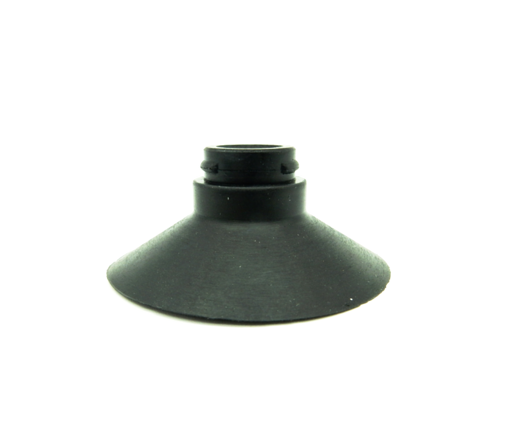 Flat Suction Cup ASC - 40A-Vacuum Cups-ASC Series | Rubber Shop