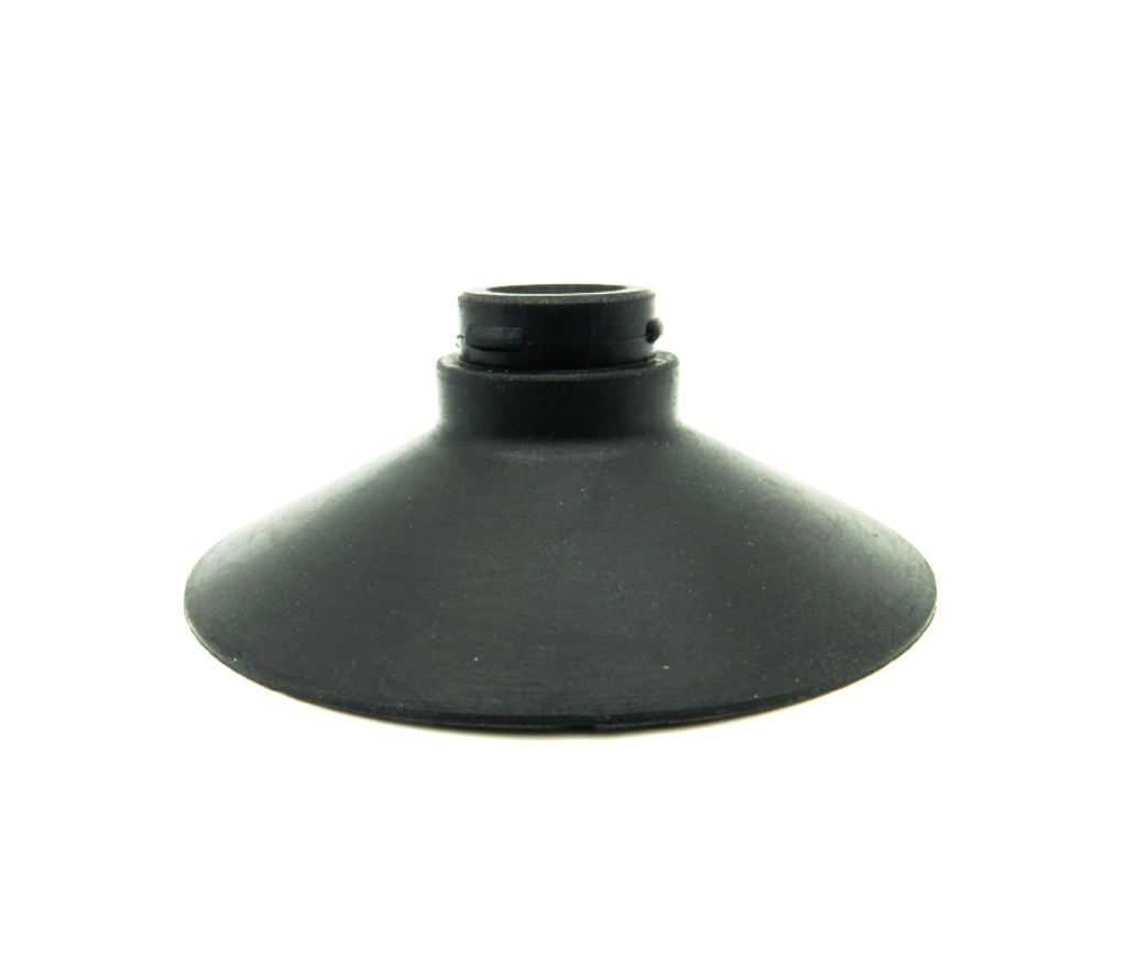 Flat Suction Cup ASC - 50A-Vacuum Cups-ASC Series | Rubber Shop