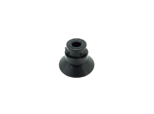 Flat Suction Cup ASU - 16A-Vacuum Cups-ASU Series | Rubber Shop