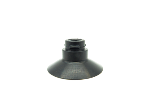 Flat Suction Cup ASU - 25A-Vacuum Cups-ASU Series | Rubber Shop