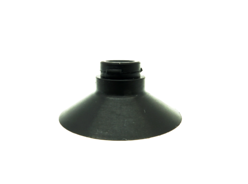 Flat Suction Cup ASU - 40A-Vacuum Cups-ASU Series | Rubber Shop