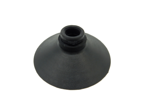 Flat Suction Cup ASU - 50A-Vacuum Cups-ASU Series | Rubber Shop