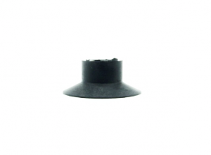 Flat Suction Cup ASUM - 16A-Vacuum Cups-ASUM Series | Rubber Shop