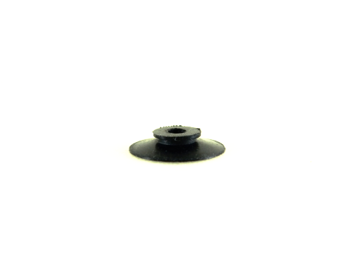 Flat Suction Cup AXK - 10C-Vacuum Cups-AXK Series | Rubber Shop