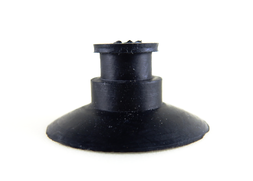 Flat Suction Cup AXK - 31.5A-Vacuum Cups-AXK Series | Rubber Shop