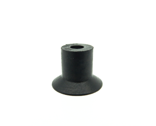 Flat Suction Cup AXL - 15A-Vacuum Cups-AXL Series | Rubber Shop