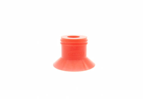 Flat Suction Cup AXS - 15B-Vacuum Cups-AXS Series | Rubber Shop