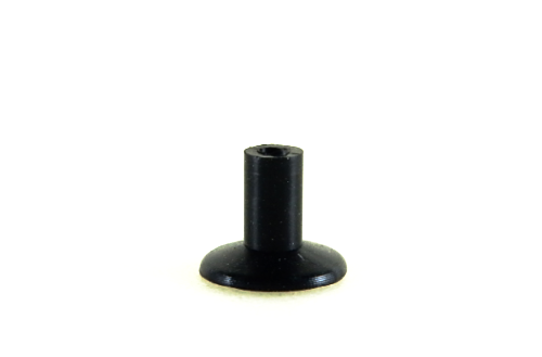 Flat Suction Cup AXS - 6.5A-Vacuum Cups-AXS Series | Rubber Shop