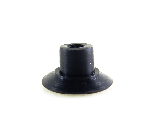 Flat Suction Cup AXS - 9A-Vacuum Cups-AXS Series | Rubber Shop