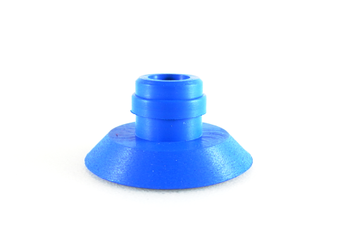 Flat Suction Cup AXU - 20A-Vacuum Cups-AXU Series | Rubber Shop