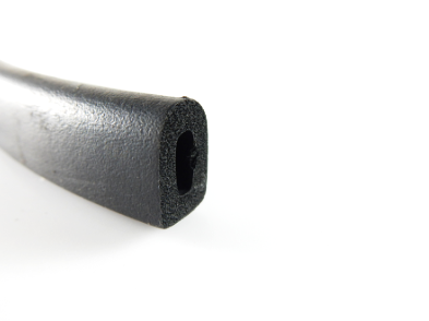 Hollow - EPDM Foam Rubber Tube - 18mm x 20mmH-Hollow Rubber Tube-Hollow - EPDM Foam Rubber Tube | Rubber Shop