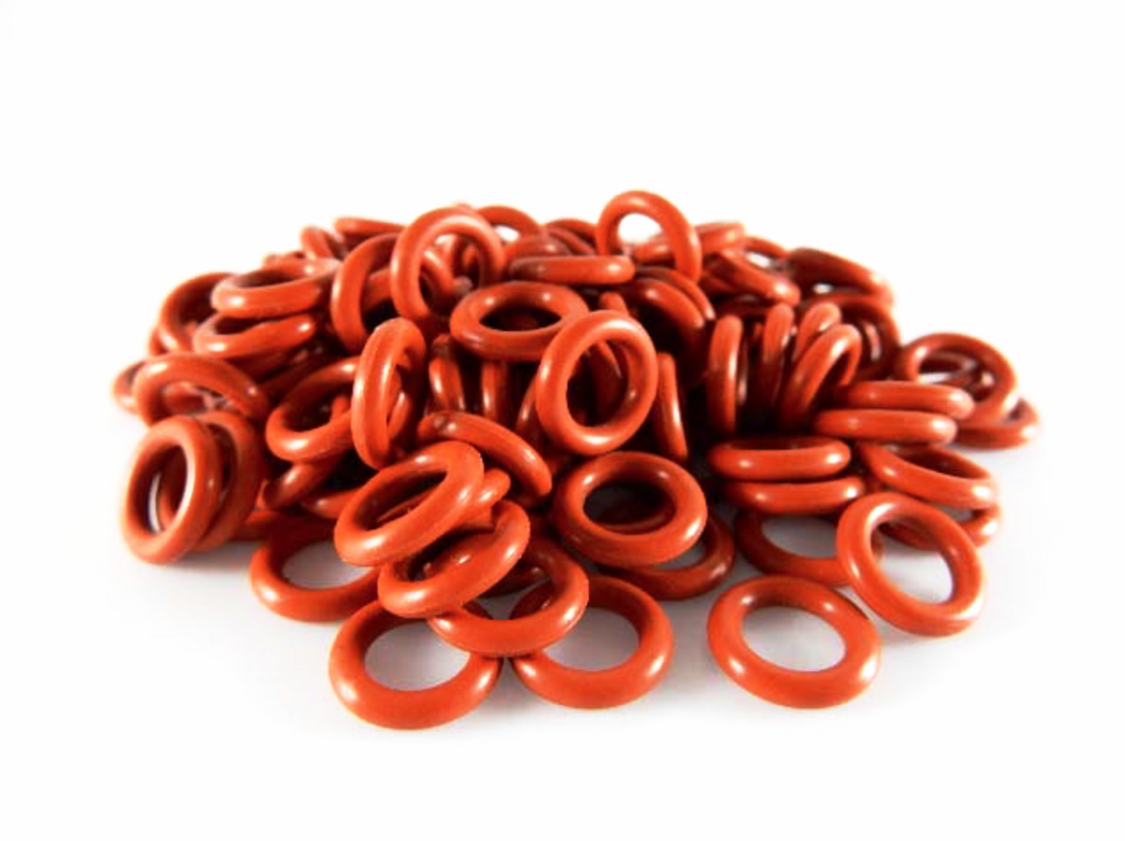 Metric 10-0025 - ID 2.5 x OD 4.5 x CS 1.0-O-Rings-Metric | 1.0mm | Rubber Shop