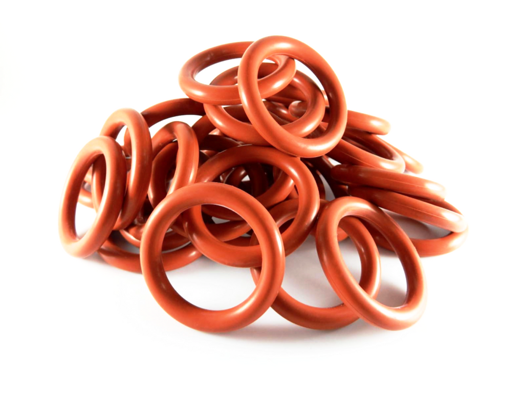 Metric 40-0170- ID 17.0 x OD 25.0 x CS 4.0-O-Rings-Metric | 4.0mm | Rubber Shop