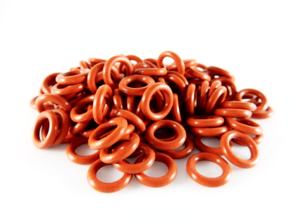P-004 - ID 3.8 x OD 7.6 x CS 1.9-O-Rings-P-Series | 1.9mm | Rubber Shop