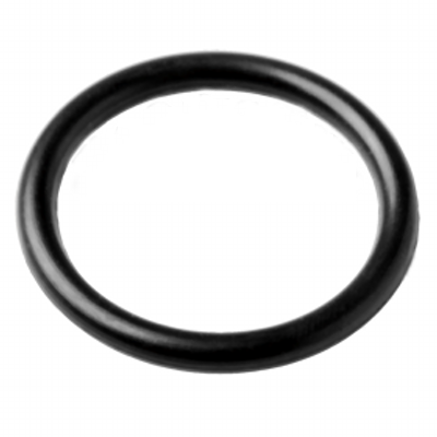 P-012 - ID 11.8 x OD 16.6 x CS 2.4-O-Rings-P-Series | 2.4mm | Rubber Shop