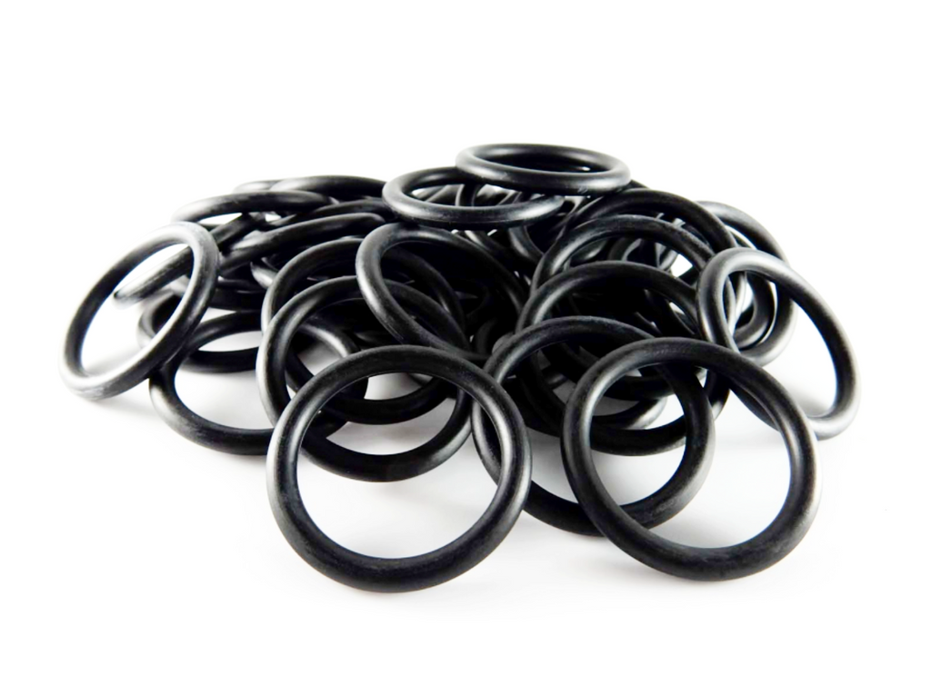 P-026 - ID 25.7 x OD 32.7 x CS 3.5-O-Rings-P-Series | 3.5mm | Rubber Shop