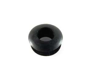 Ring Grommet - 10mm x 11mmh-Cable Grommets-Ring Grommet | Rubber Shop