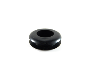 Ring Grommet - 10mm x 6.5mmh-Cable Grommets-Ring Grommet | Rubber Shop