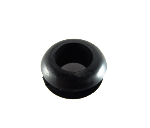 Ring Grommet - 17mm x 15mmh-Cable Grommets-Ring Grommet | Rubber Shop