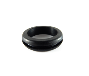 Ring Grommet - 19mm x 7mmh-Cable Grommets-Ring Grommet | Rubber Shop