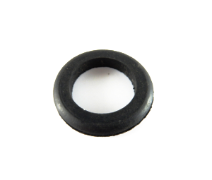 Ring Grommet - 21.5mm x 5mmh-Cable Grommets-Ring Grommet | Rubber Shop