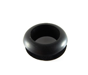 Ring Grommet - 25mm x 15.5mmh-Cable Grommets-Ring Grommet | Rubber Shop